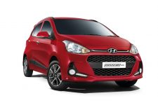 2017 hyundai grand i10 facelift front three quarter press image IDGF 225x150 - Hyundai Grand i10 2019 hatchback
